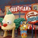 Nuovi dettagi sull'area tematica dedicata ai Simpson