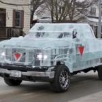 Il pick-up di ghiaccio