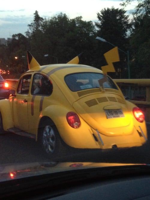 pika-car