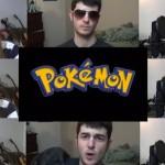 La parodia della sigla dei Pokemon cantata a cappella