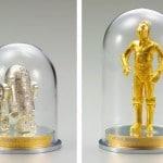 R2-D2 e C-3PO in versione preziosa
