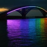 Rainbow Bridge, il ponte arcobaleno