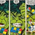 Hulk Vs Rubik, la sfida estrema