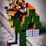 Non abbandonate il cubo di Rubik!
