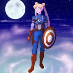 Sailor Moon & Avengers – Il mashup impossibile