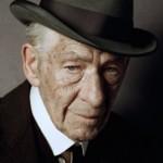 Primo scatto di Ian McKellen  nei panni di Sherlock Holmes