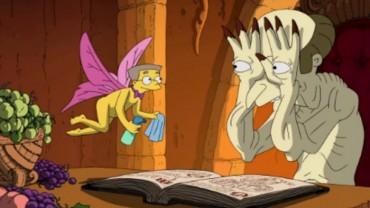La sigla dei Simpson di Guillermo del Toro 358e3d75055c