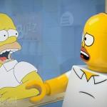 Un episodio dei Simpson dedicato alla LEGO