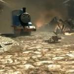 La mod di Skyrim che trasforma i draghi nel trenino Thomas