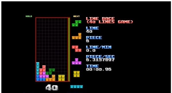 speed tetris