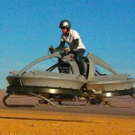 La Speeder Bike di Star Wars diventa realtà