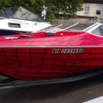 La Spider Boat dell'Uomo Ragno
