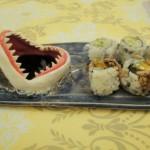 Lo squalo da sushi