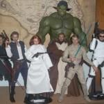 Un mashup tra Star Wars e i Vendicatori (giocattolo)