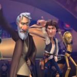 La Disney sospende Star Wars The Clone Wars ma annuncia un nuovo cartoon tratto dalla saga