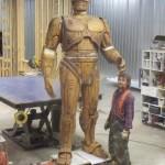Detroit dedicherà una statua a Robocop