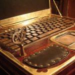 Il notebook in stile Steampunk è in vendita!