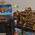 Il Computer Steampunk