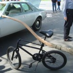 La BMX di Harry Potter