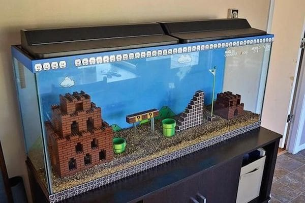 super-mario-aquarium