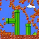 974 Mario in un unico livello, non saranno troppi?