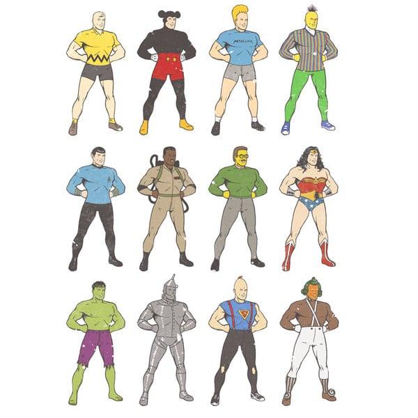 superman-poses