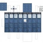 Il TARDIS fai da te