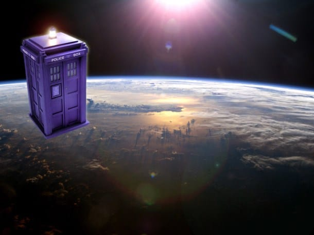 tardis-in-orbita