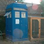 Il pollaio TARDIS