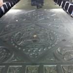 Un maestoso tavolo di Game of Thrones