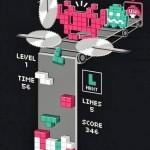 Come nascono i tetramini di Tetris
