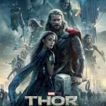 La locandina ufficiale di Thor – The Dark World