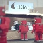 iDiot, la parodia dei fanboy Apple (e non solo loro)