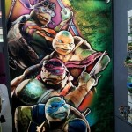 Svelate le nuove Ninja Turtles