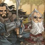Delle cover per Facebook dedicate ai fan Tolkien
