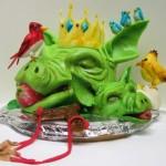 Angry Birds: la torta di compleanno a tema