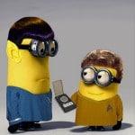 I Minions in versione Star Trek