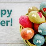 Una buona Pasqua con un po' di uova Geek