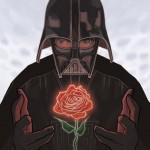 Darth Valentino, il patrono oscuro degli innamorati