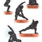 Vader Yoga, il benessere secondo il Lato Oscuro