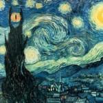 Van Gogh incontra il Signore degli Anelli