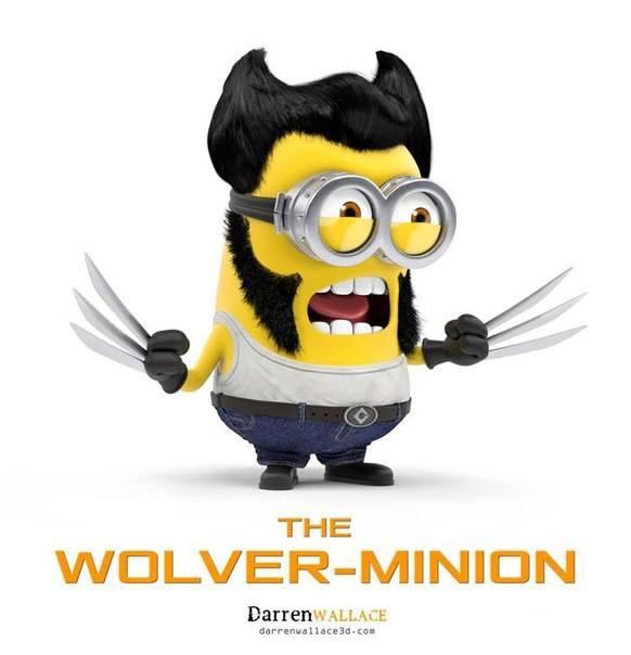 wolverine-minions