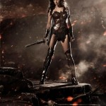 Primo scatto per Wonder Woman