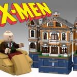 L'accademia degli X-Men arriva su LEGO Cuusoo