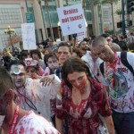 Un invasione di Zombie al Comic-Con