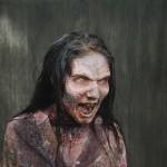 La nascita di uno zombie di The Walking Dead