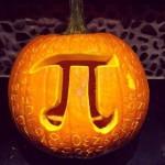 La Pi o' Lantern, la zucca matematica